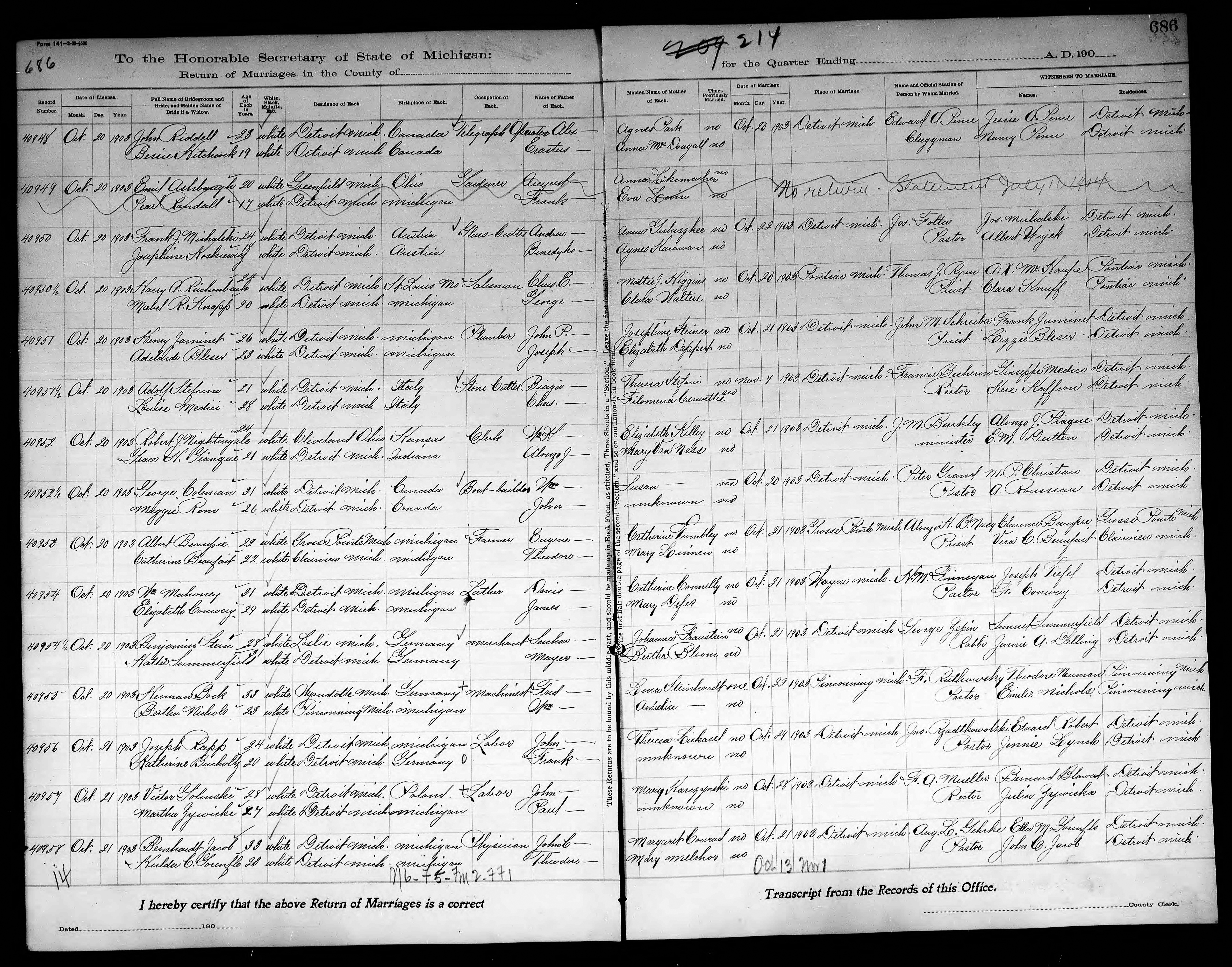 Documents – Families of Frassinoro